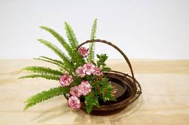 Japanese Flower Vases The Buddhist Roots Of Japanese Flower Arrangement Buddhistdoor
