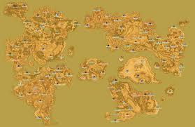 Map Wuest Dragon U0027s Den U003e Dragon Quest Ix Ds U003e Maps