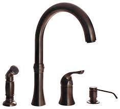 bronze kitchen faucets updated rubbed bronze kitchen faucethome design styling
