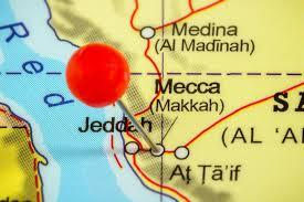 middle east map medina mecca medina rail link firms reach deal with saudi