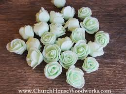mint green flowers mint green foam roses pack of 50 wedding table decorations
