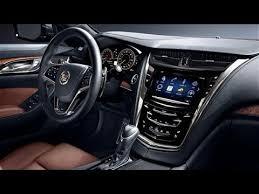 2014 cadillac cts sedan interior review