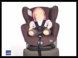 siege iseos neo iséos néo de bébé confort utilisation