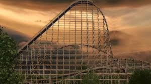 Goliath Six Flags Six Flags Great America New For 2014 Goliath B Roll Footage Youtube