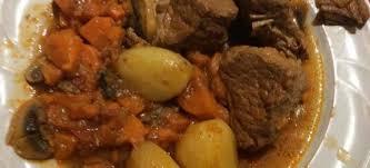 cuisiner rouelle de porc rouelle de porc pommes de terre recettes cookeo