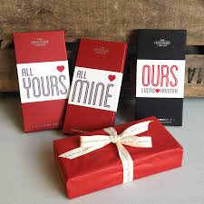 decorations nice gift idea with chocolate idea for valentines