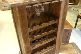 wine rack barn wood wine rack with tin backing 0 reclaimed wood