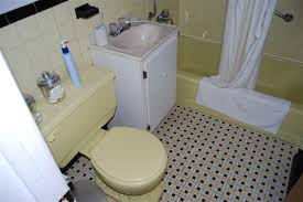 black and yellow bathroom ideas let s help sebastian save his yellow bathroom retro renovation