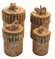 canister set by mccarty u0027s pottery merigold ms 360 00 love