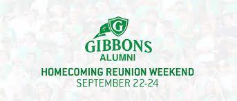 homecoming reunion weekend cardinal gibbons high raleigh