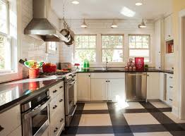 kitchen floor tile pattern ideas kitchen flooring ideas and materials the guide