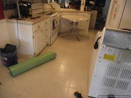 install laminate flooring ceramic tile