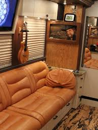 Coach Interior For Cars Celebrity Motor Homes Hgtv