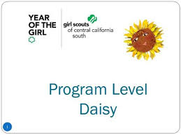 scout daisy program level ppt download