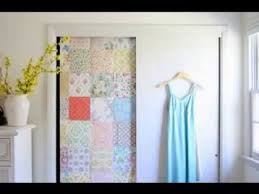 diy bedroom door design decorating ideas youtube