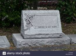 tombstones for blank granite tombstones for sale at a small town funeral home