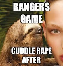 Rapist Sloth Meme - rape sloth meme uranus