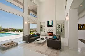 Interior Modern House Design Spanish Oaks Residence By Cornerstone Architects