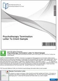 introduction letter to clients template psychotherapy termination letter to client sample pdf it is generally not recommended that the lawyer retain original client before returning documents to 2 sample disengagement letter termination