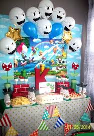 mario birthday party 145 best mario bros party ideas images on
