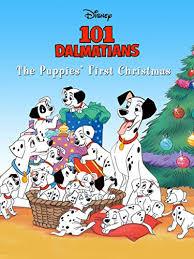 amazon 101 dalmatians puppies u0027 christmas disney