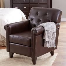 Club Chair Club Accent Chairs You Ll Wayfair