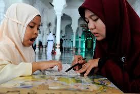 Wanita Datang Bulan Boleh Baca Quran Bolehkan Wanita Haid Mengajar Al Qur An Nu Online