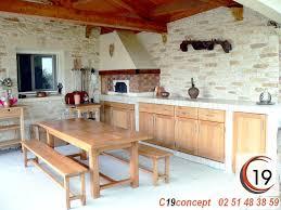 faire une cuisine sur mesure comment faire une cuisine exterieure maison design bahbe com