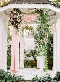wedding arch nashville enchanted florist weddings chic and glamorous