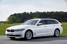 bmw 2017 bmw 5 series touring review parkers
