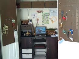 Closet Office Desk Closet Desk In Closet Office Office Inspiration Popular Espresso