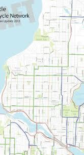 seattle map greenwood bike master plan draft 2 nw seattle fremont phinney greenwood