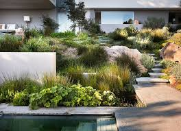 Backyard Hill Landscaping Ideas Landscaping Ideas For Small Sloping Backyards Home Design