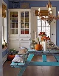 southern living picnic table dining room so cute the wild