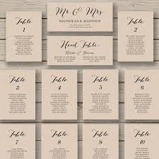 wedding seat chart template wedding seating chart template printable seating chart
