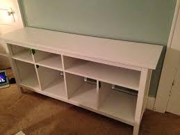 Ikea Hemnes White Desk by Ikea Hemnes Sofa Table White Lack Hack Review 6301 Gallery