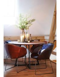 lifestyle los angeles leather dining chair light brown pracht lifestyle los angeles leather dining chair light brown