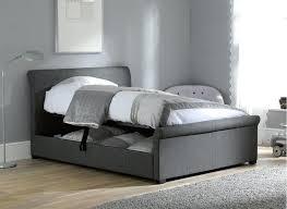 Ottoman White Bed Wonderful Ottoman Storage King Size Bed Taptotrip Me