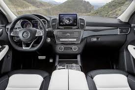 bmw suv interior new york show mercedes gle plug in hybrid suv will rival audi q7
