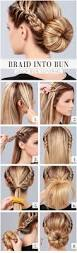 10 simple hairstyle tutorials for long hair