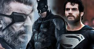 justice league images leak batman rumored dead superman