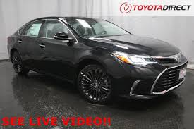 toyota avalon new 2017 toyota avalon hu244653 for sale columbus oh