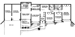 berm house floor plans berm house floor plans home design
