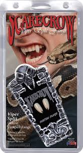 viper split scarecrow fangs products pinterest scarecrow