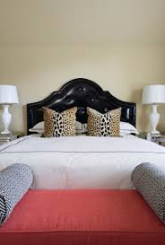 bedroom interesting animal print bedroom ideas to liven up your cozy animal print bedroom ideas with foot of