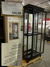 pulaski curio cabinet costco costco costco west deals details and unadvertised redflagdeals