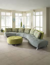 Big Comfortable Sectionals 25 Contemporary Curved And Round Sectional Sofas