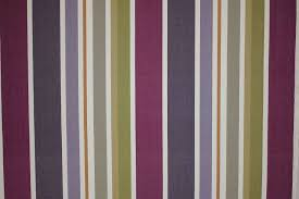 Purple And Cream Striped Curtains Striped Fabrics Stripe Cotton Fabrics Striped Curtain Fabrics