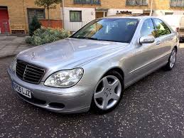 mercedes s350 2005 excellent condition in islington london