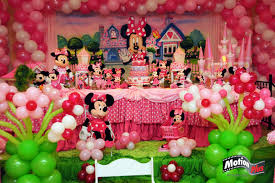 themed party motion plus pictures minnie themed birthday party ideas